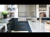 Traditional Kitchen with Modern Elements