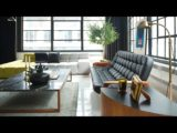 Industrial Style High Contrast Rental Loft