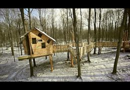 Accessible Kids Treehouse